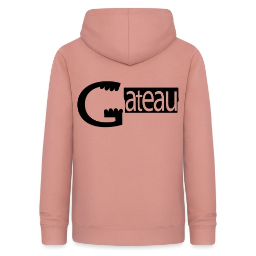 Gateau - Sweat à capuche Femme