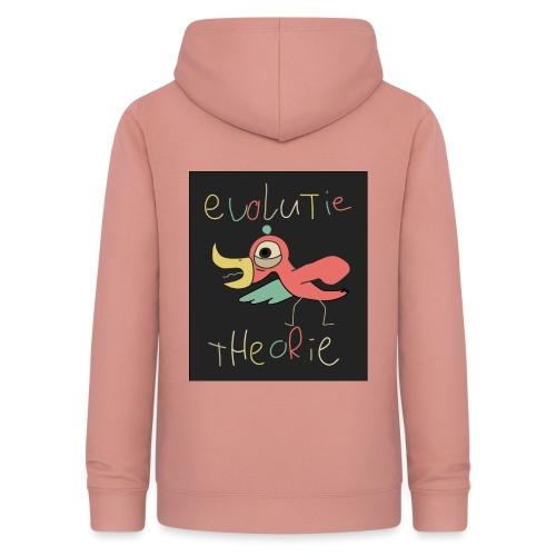 Evolutie theorie - Vrouwen hoodie
