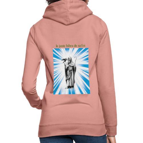 C10 - Sudadera con capucha para mujer