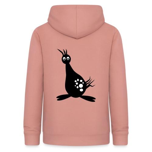 monster vogel - Vrouwen hoodie