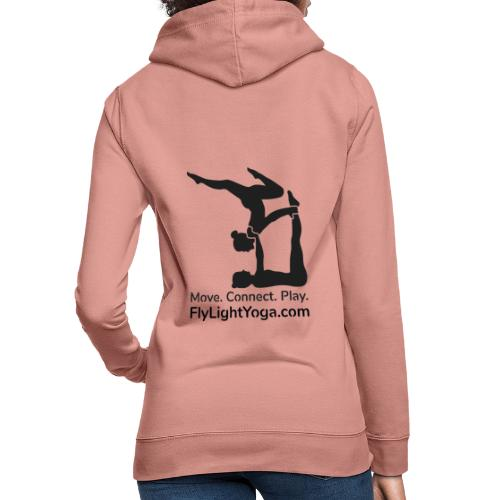 AcroYoga: Move Connect Play - Women's Hoodie
