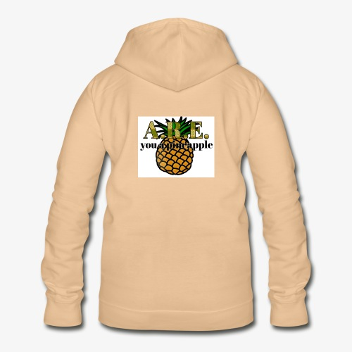 Are you a pineapple - Women's Hoodie