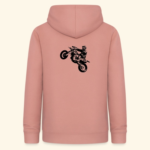 Wheelie Design - Frauen Hoodie