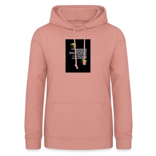 besef - Vrouwen hoodie