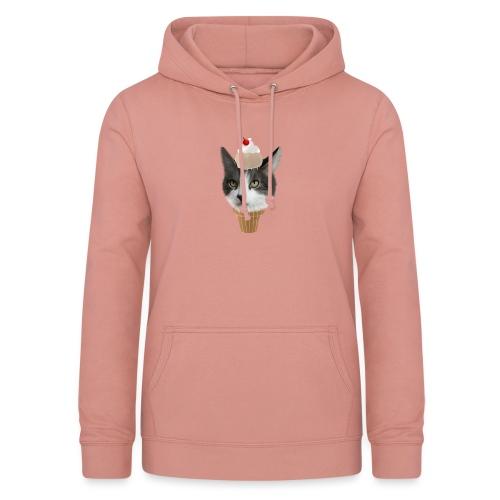 Ice Cream Cat - Frauen Hoodie