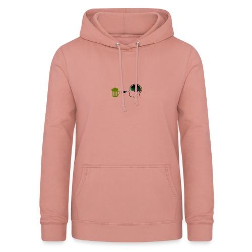 lol - Sudadera con capucha para mujer