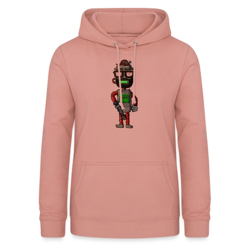 Dudebot420 - Frauen Hoodie
