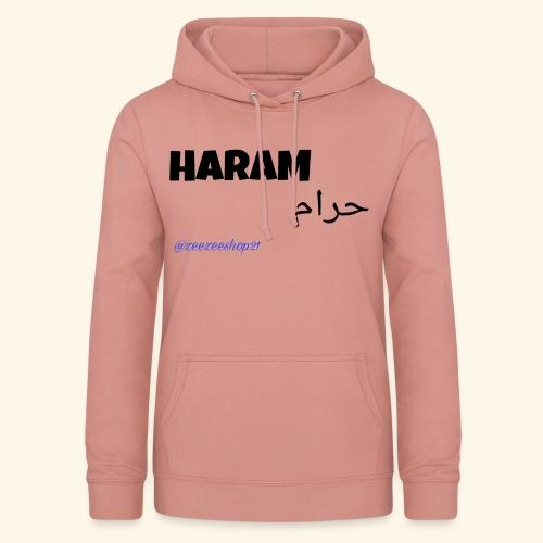 Haram - Frauen Hoodie