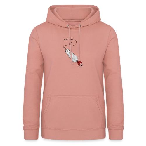 FZ Blinker Altes Eisen Angler Shirt - Frauen Hoodie