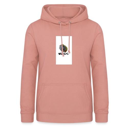 Weeds - Sudadera con capucha para mujer