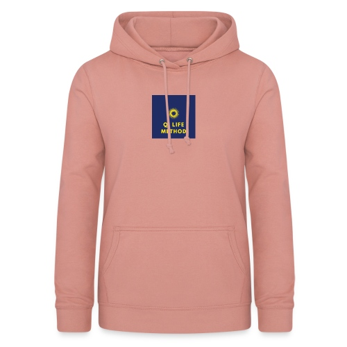 The Qi Life Method Sunlife Logo - Women's Hoodie