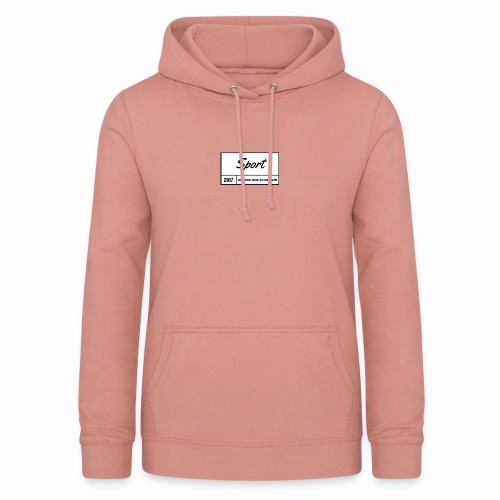 Schtephinie Evardson Sporting Wear - Women's Hoodie