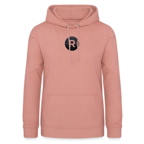 REVIVED Small R (Black Logo) - Women's Hoodie
