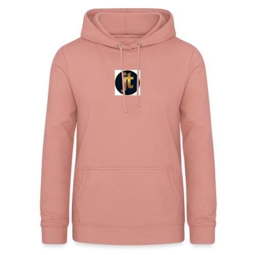 Golden jt logo - Women's Hoodie