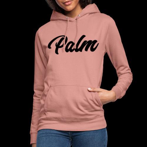 Palm Exclusive black - Dame hoodie