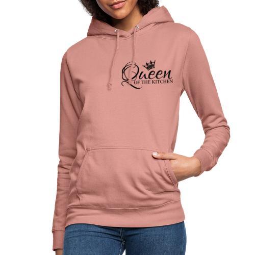 sticker queen of the kitchen ambiance sticker KC 4 - Frauen Hoodie