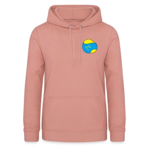 mr hav3rgyn logo - Dame hoodie