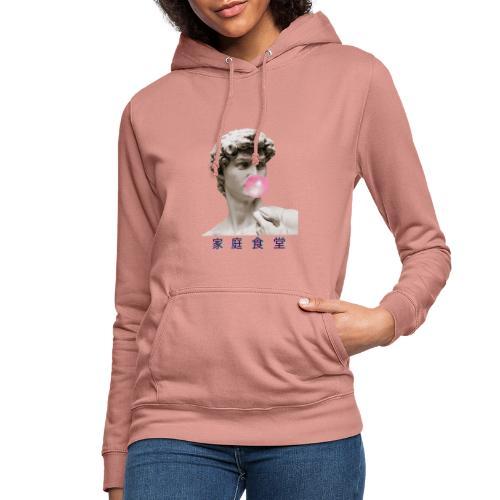 Roman vapor wave Huiskantine - Vrouwen hoodie