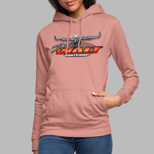 DocWalt / DoubleBrand (2fach-Logo Variante) - Frauen Hoodie