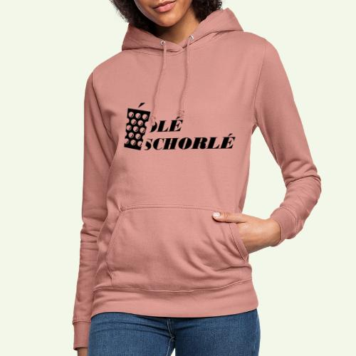 Ole Schorle - Frauen Hoodie
