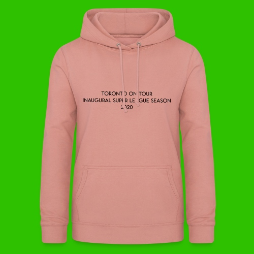 Toronto On Tour - Black - Women's Hoodie