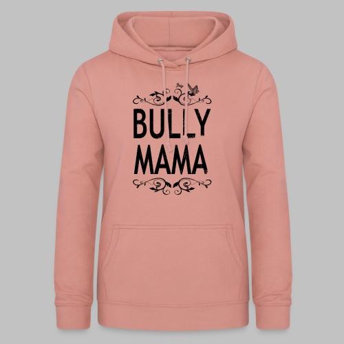 Stolze Bully Mama - Motiv mit Schmetterling - Frauen Hoodie