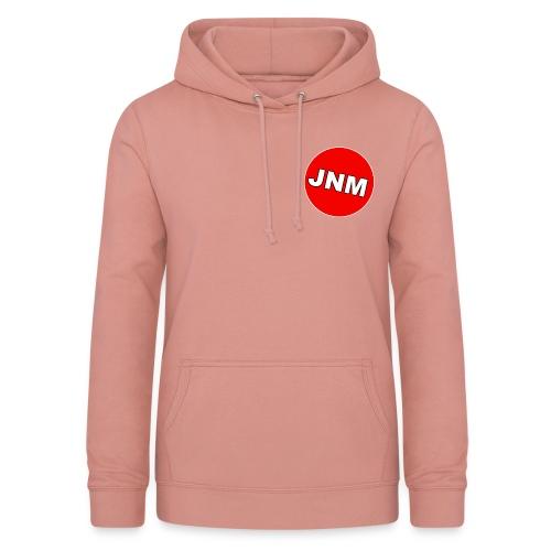 JustNotMe logo design - Vrouwen hoodie