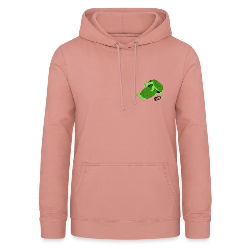 Turtle Hutsul - Sweat à capuche Femme