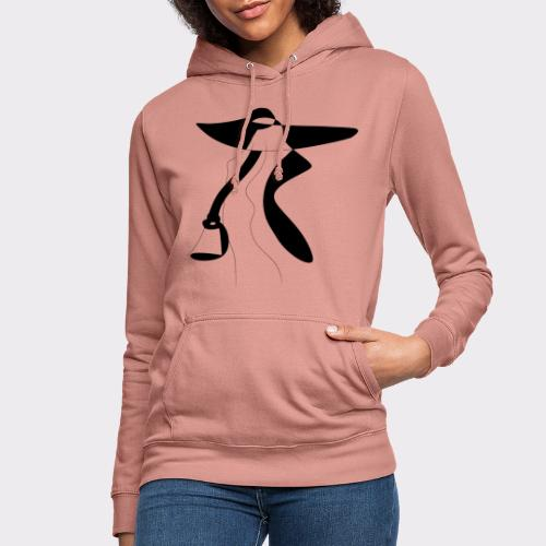 Body Powerful Women Style and Fashion - Frauen Hoodie