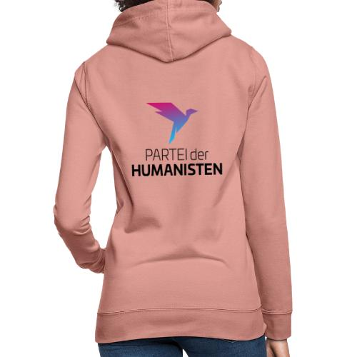 Statement Logo beidseitig - Frauen Hoodie