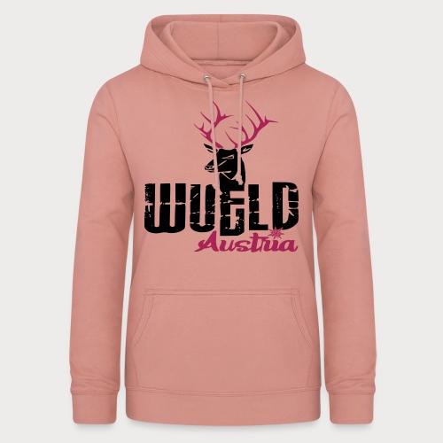 Wüld Austria - Frauen Hoodie