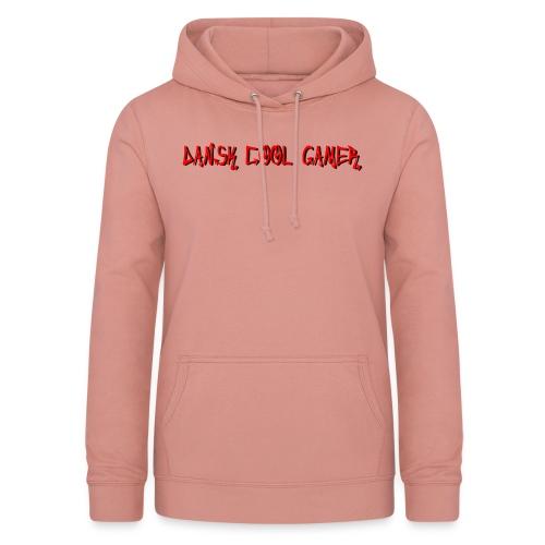 Dansk cool Gamer - Dame hoodie
