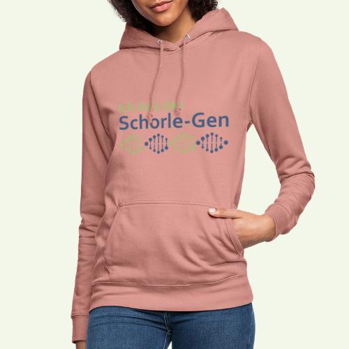 Ich hab das Schorle-Gen - Frauen Hoodie