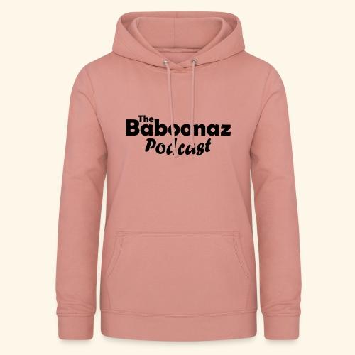The Baboonaz podcast - Luvtröja dam