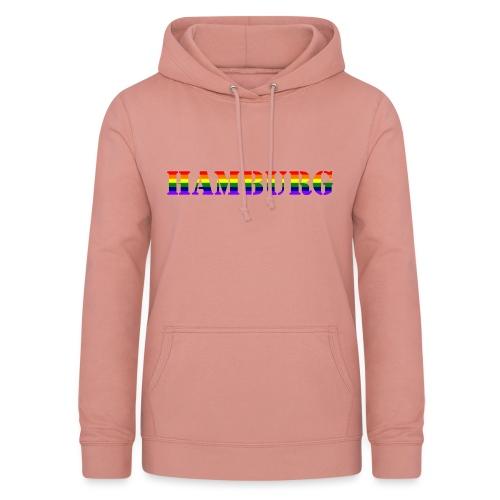 Hamburg Rainbow #1 - Frauen Hoodie