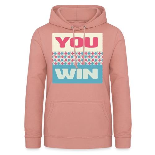 you win 8 - Women's Hoodie