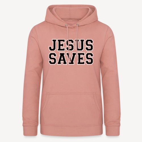 JESUS SAVES - Women's Hoodie