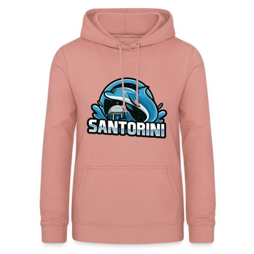Santorini Esport - Dame hoodie