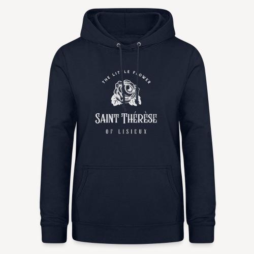 St Thérèse of Lisieux - Women's Hoodie