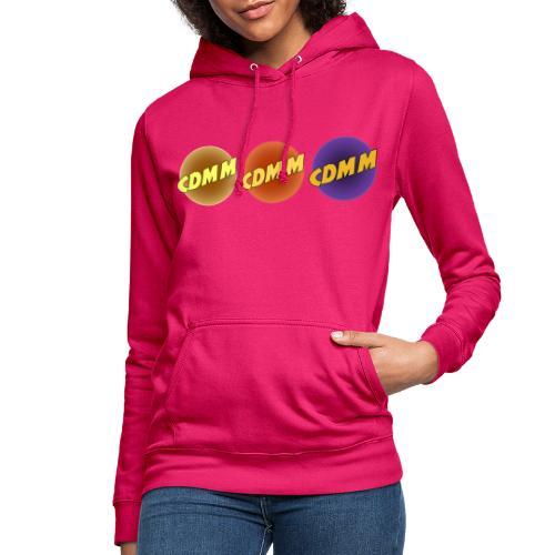 CDMM - Sweat à capuche Femme