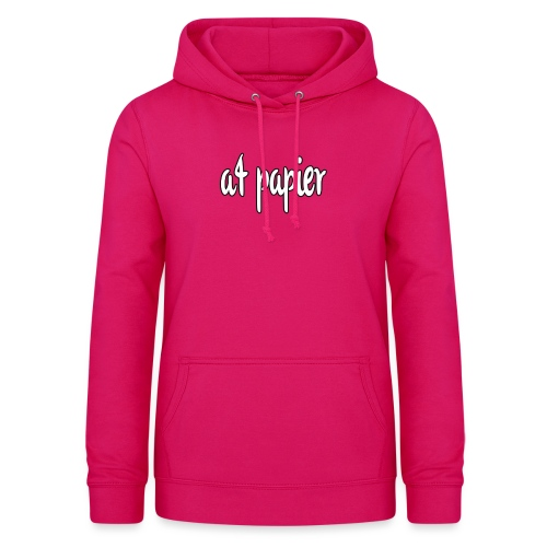 A4Papier - Vrouwen hoodie