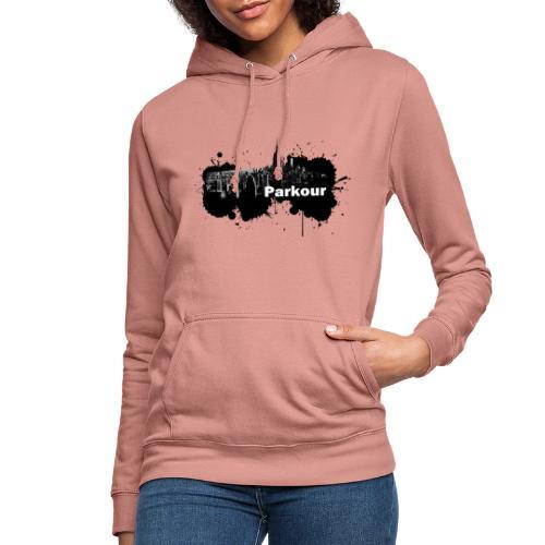 Parkour Splash New York - Dame hoodie