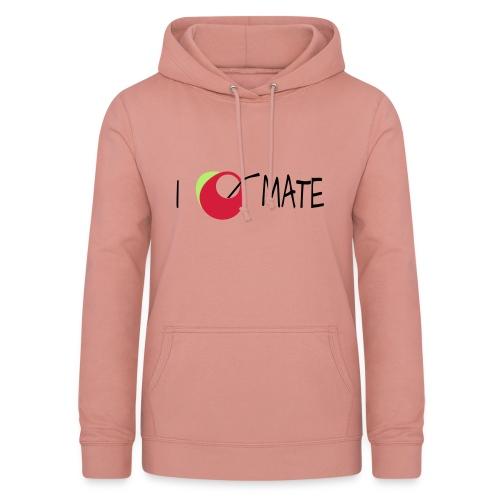 I love mate - Frauen Hoodie