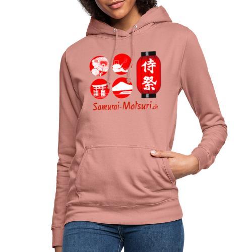Samurai Matsuri Festival - Frauen Hoodie