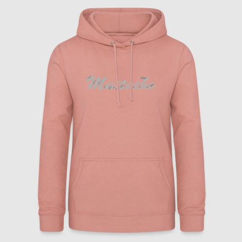 White Lettering - Women's Hoodie