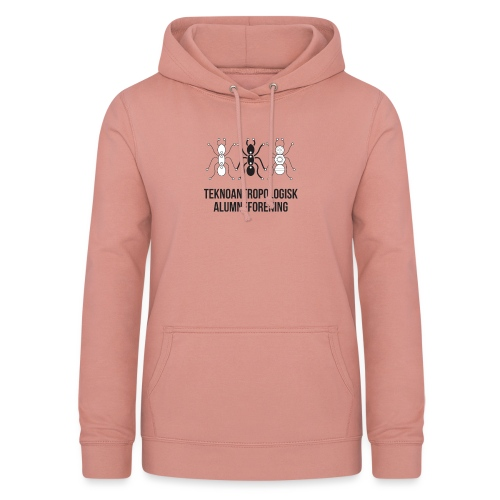 Teknoantropologisk Støtte T-shirt alm - Dame hoodie