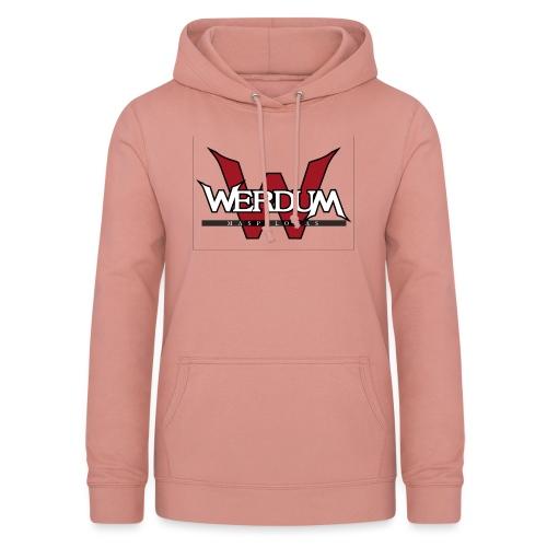 Werdum Maspalomas - Sudadera con capucha para mujer
