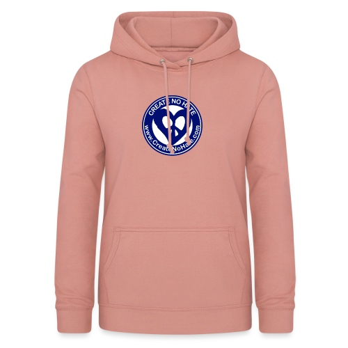 THIS IS THE BLUE CNH LOGO - Women's Hoodie