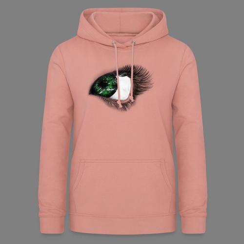 Auge 1 - Frauen Hoodie