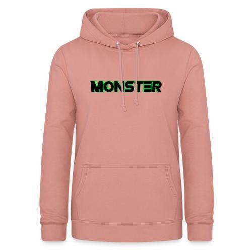 xtreme Monster - Sudadera con capucha para mujer